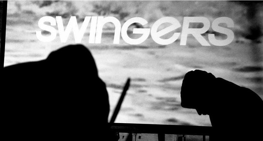 SWINGERS: directly from Belgium, a classical and instrumental post rock with a point of noise