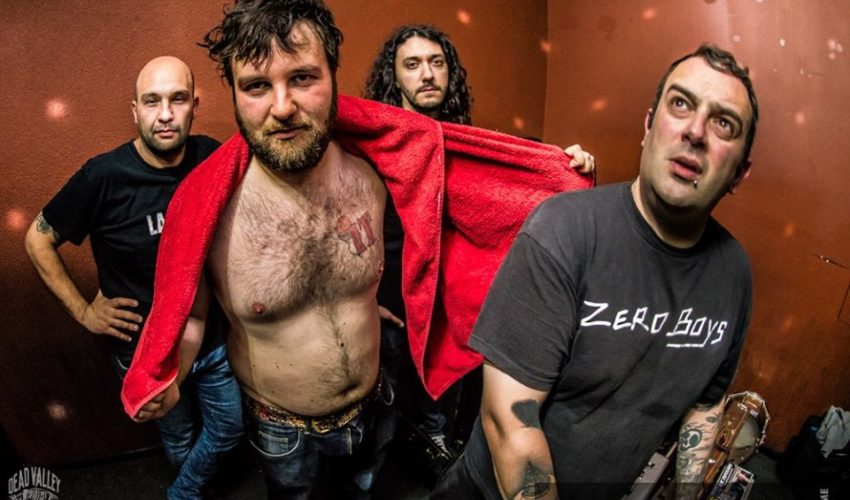 THE LEECHES: punk rock italian heroes ready for their first tour in USA