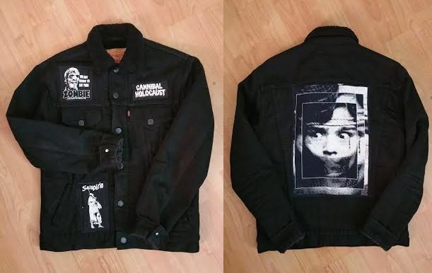 Cannibal Holocaust Jacket