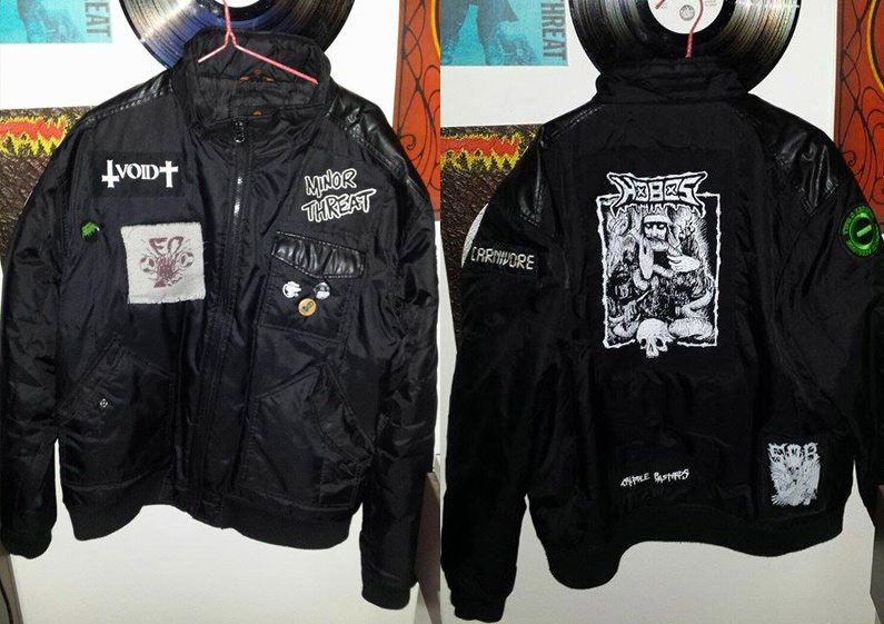 concert outfits - bomber jackets