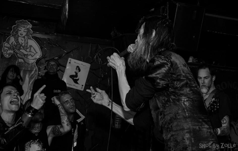 SNFU live at Wild At Heart, one of the best underground venue in Berlin