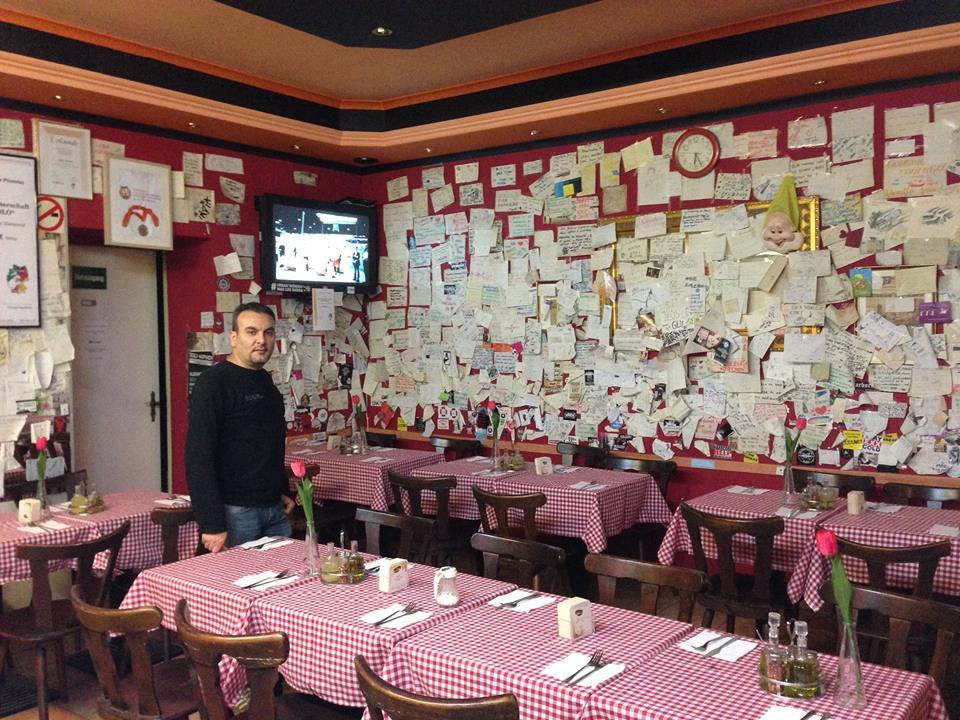 zeus pizzeria in Berlin
