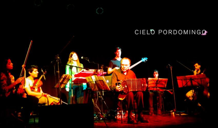The Cielo Pordomingo summer European tour