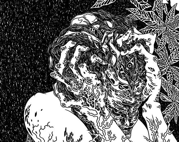 ZIGENDEMONIC Demon in the forest